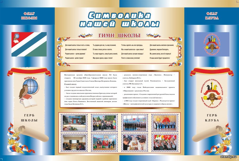 флаг герб гимн школы, стенд государственная символика, стенд государственная символика нашей родины, стенд символы нашей родины, стенд символы страны, символика нашей родины, стенд в холл школы